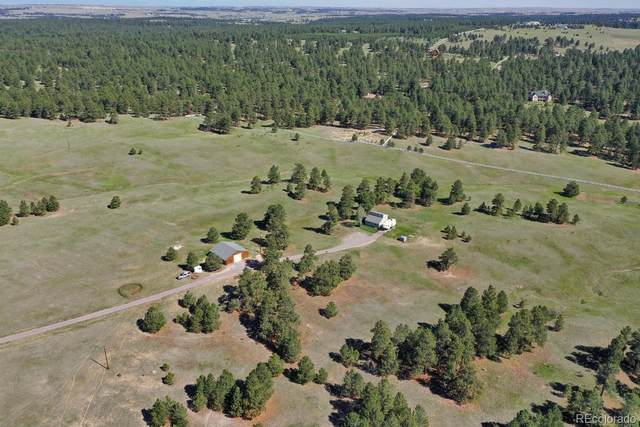 5555 County Road 142, Elizabeth, CO 80107 (MLS #2510315) :: 8z Real Estate
