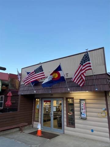 406 E Main Street, Frisco, CO 80435 (#2510380) :: Finch & Gable Real Estate Co.