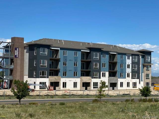 9283 Twenty Mile Road #104, Parker, CO 80134 (#2510633) :: The DeGrood Team
