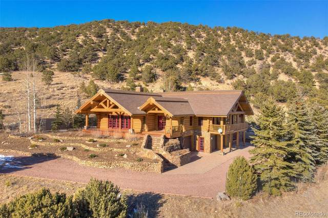 21820 County Road 322, Nathrop, CO 81236 (#2510776) :: The Harling Team @ Homesmart