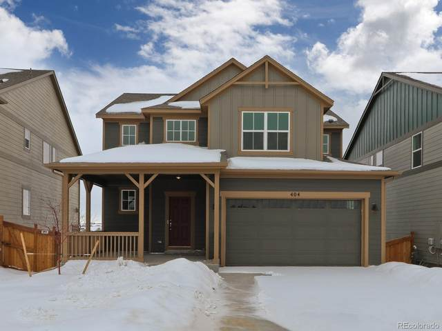 404 Hyde Park Circle, Castle Pines, CO 80108 (#2511312) :: The HomeSmiths Team - Keller Williams