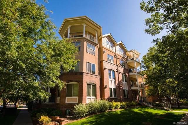 3000 E 16th Avenue #110, Denver, CO 80206 (MLS #2511701) :: 8z Real Estate