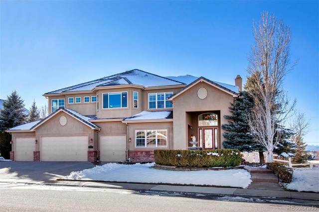 10623 Lieter Place, Lone Tree, CO 80124 (#2512196) :: Colorado Home Finder Realty