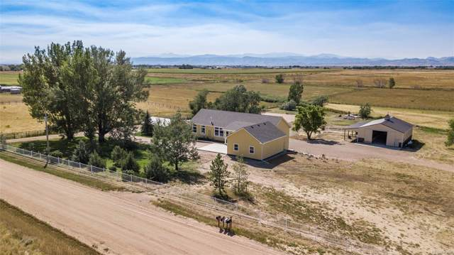 10817 N County Road 3, Wellington, CO 80549 (#2512947) :: The DeGrood Team