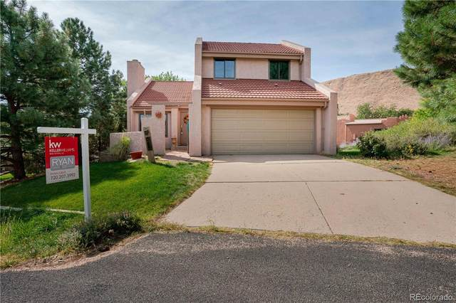 10576 Brown Fox Trail, Littleton, CO 80125 (#2512972) :: The HomeSmiths Team - Keller Williams