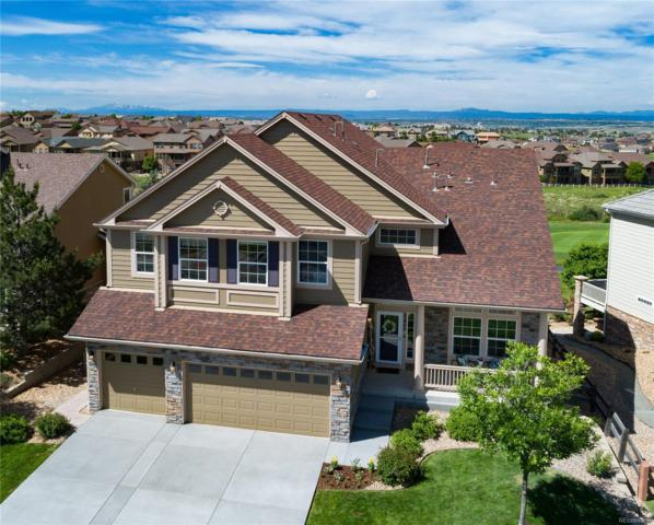 22900 Hope Dale Avenue, Parker, CO 80138 (#2513225) :: The Galo Garrido Group