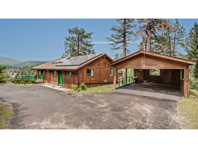 4430 Independence Trail, Evergreen, CO 80439 (MLS #2513438) :: 8z Real Estate