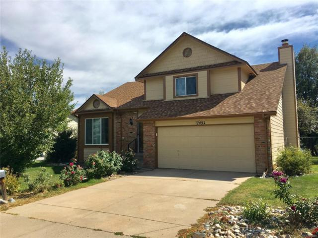 17452 E Greenwood Circle, Aurora, CO 80013 (#2513478) :: The DeGrood Team