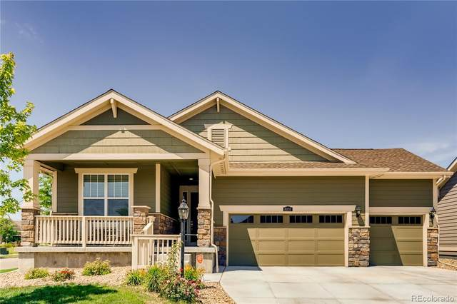 8070 E 152nd Drive, Thornton, CO 80602 (#2513690) :: James Crocker Team