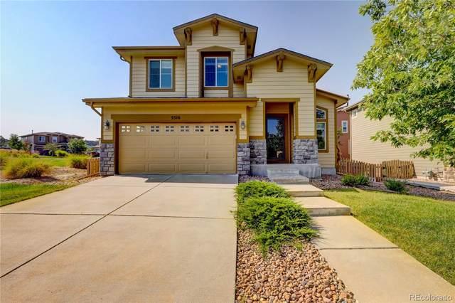 5516 Brooklawn Lane, Highlands Ranch, CO 80130 (MLS #2513744) :: 8z Real Estate