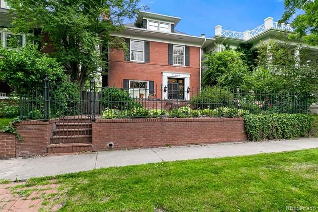 775 N Lafayette Street, Denver, CO 80218 (#2514020) :: Kimberly Austin Properties