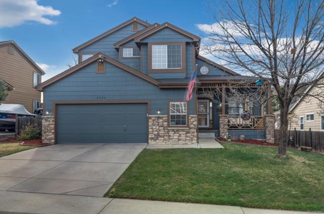 2336 Beacham Drive, Castle Rock, CO 80104 (#2514219) :: Compass Colorado Realty