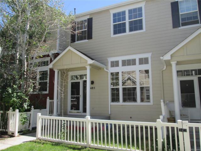 1485 Red Peak Drive, Castle Rock, CO 80109 (MLS #2514549) :: 8z Real Estate