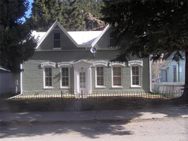 2608 Miner Street, Idaho Springs, CO 80452 (#2514616) :: Wisdom Real Estate