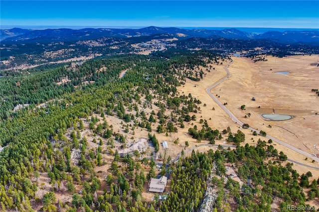 34317 Squaw Pass Road, Evergreen, CO 80439 (MLS #2514864) :: The Sam Biller Home Team