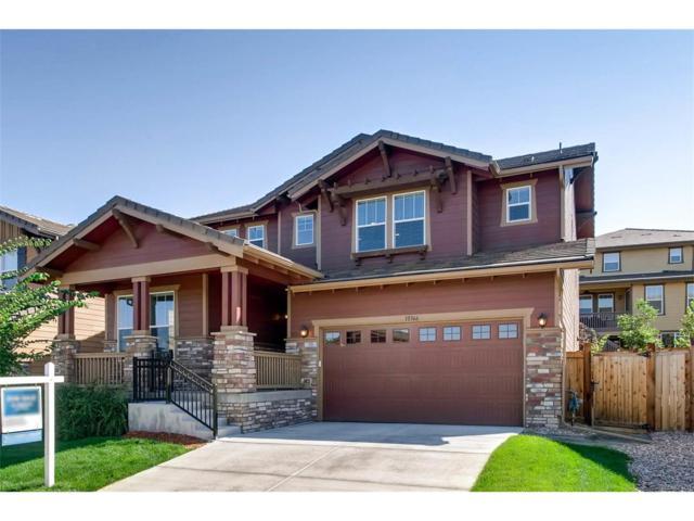10366 Sierra Ridge Lane, Parker, CO 80134 (MLS #2515120) :: 8z Real Estate