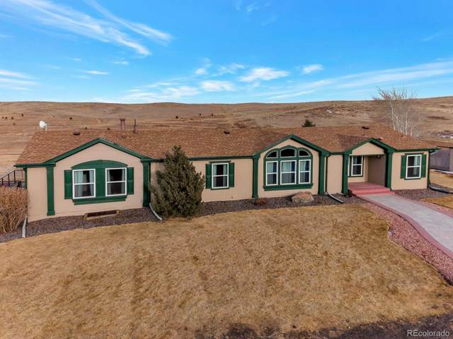 11125 Hilltop Road, Parker, CO 80134 (#2515130) :: James Crocker Team