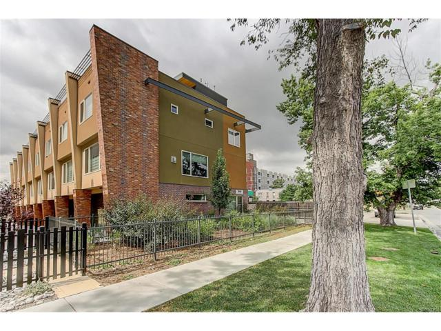 2840 W 26th Avenue #109, Denver, CO 80211 (MLS #2515510) :: 8z Real Estate