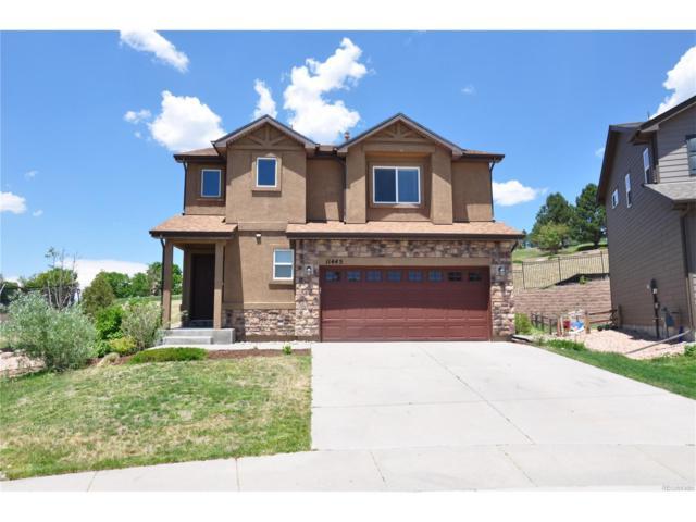 11445 Wildwood Ridge Drive, Colorado Springs, CO 80921 (MLS #2515576) :: 8z Real Estate