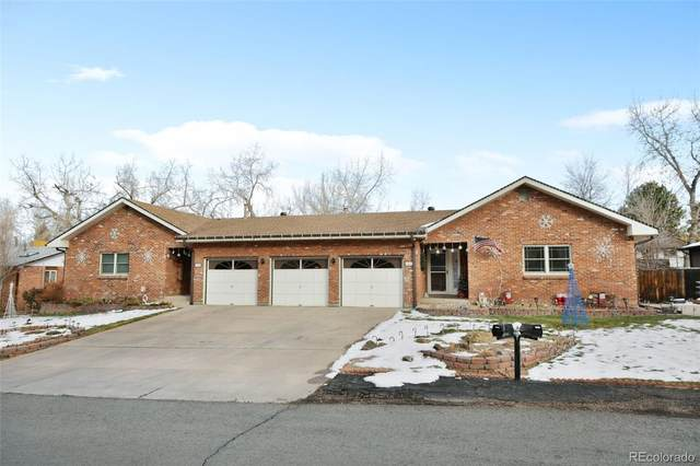 1360 Yank Street, Golden, CO 80401 (#2515664) :: The HomeSmiths Team - Keller Williams