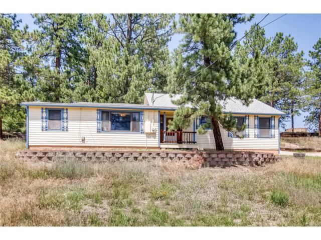 261 Perry Park Avenue, Larkspur, CO 80118 (MLS #2515942) :: 8z Real Estate