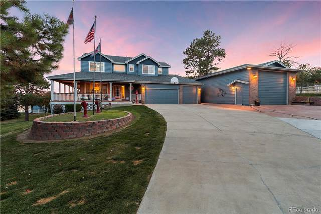 41302 Pine Meadow Circle, Parker, CO 80138 (#2516614) :: Chateaux Realty Group