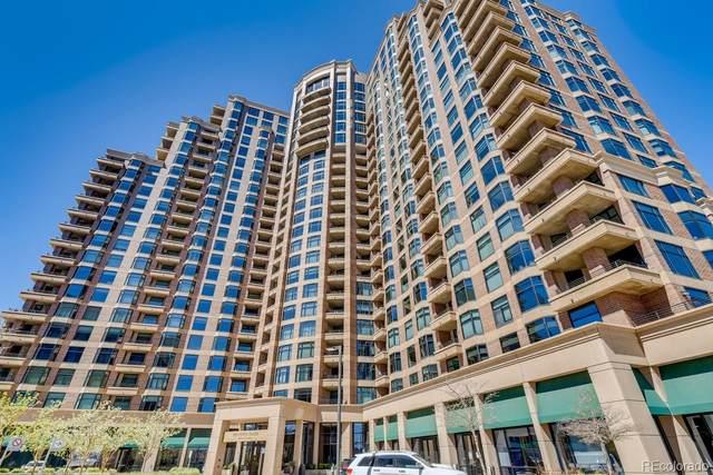 8100 E Union Avenue #608, Denver, CO 80237 (#2516830) :: Venterra Real Estate LLC