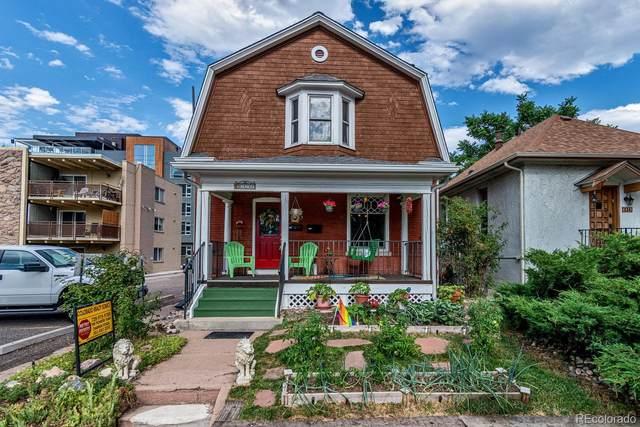 228 Pearl Street, Denver, CO 80203 (MLS #2516921) :: 8z Real Estate