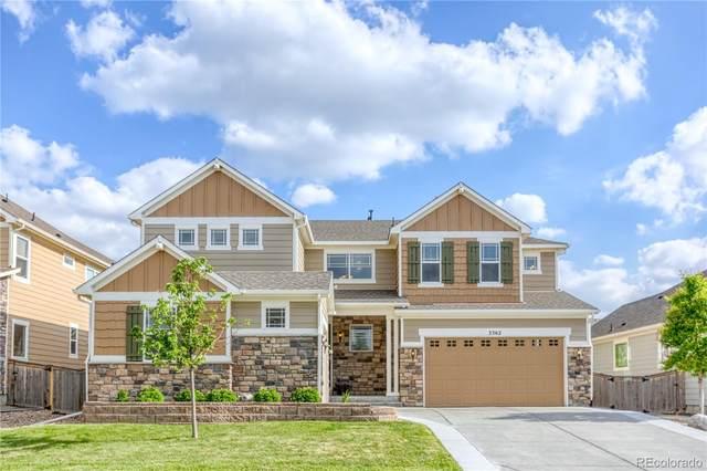 3362 E 143rd Drive, Thornton, CO 80602 (#2517343) :: Mile High Luxury Real Estate