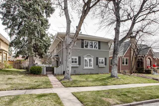 340 S Vine Street, Denver, CO 80209 (MLS #2517371) :: The Sam Biller Home Team