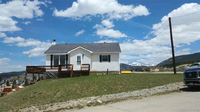 422 E 3rd Street, Leadville, CO 80461 (#2517533) :: Chateaux Realty Group