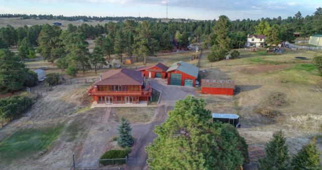 365 Stagecoach Trail, Elizabeth, CO 80107 (#2517618) :: HomeSmart Realty Group