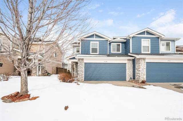 5720 Raleigh Circle, Castle Rock, CO 80104 (#2518709) :: The HomeSmiths Team - Keller Williams