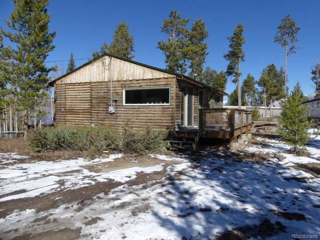 407 County Road 640, Granby, CO 80446 (#2519641) :: The Heyl Group at Keller Williams