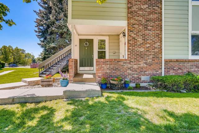 5620 W 80th Place #53, Arvada, CO 80003 (#2519996) :: The DeGrood Team