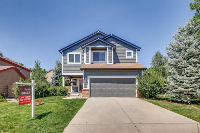 11215 Vilas Street, Parker, CO 80134 (#2520268) :: Bring Home Denver