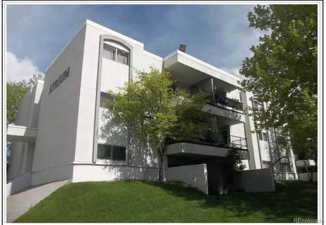 2325 S Linden Court #301, Denver, CO 80222 (#2520623) :: Chateaux Realty Group