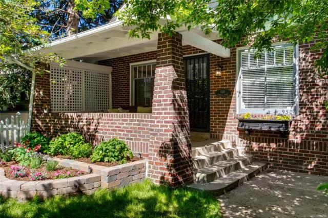930 Garfield Street, Denver, CO 80206 (#2520831) :: The Griffith Home Team