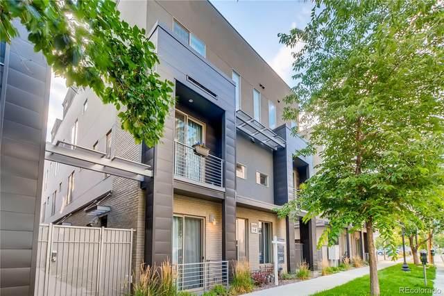 1333 Elati Street #4, Denver, CO 80204 (MLS #2520938) :: 8z Real Estate