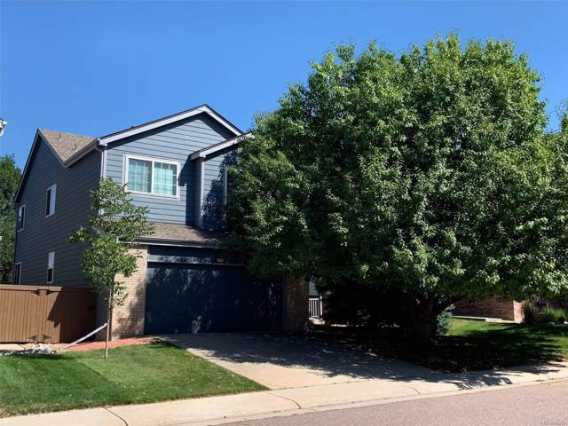 9760 Red Oakes Drive, Highlands Ranch, CO 80126 (#2521214) :: The Heyl Group at Keller Williams