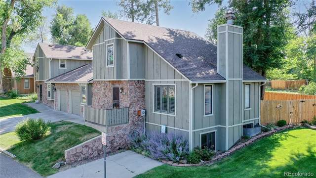 6502 W 58th Avenue B, Arvada, CO 80002 (#2521215) :: THE SIMPLE LIFE, Brokered by eXp Realty