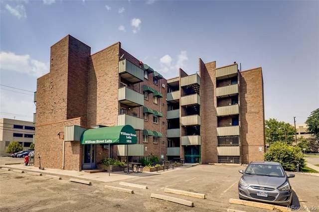 1833 N Williams Street #201, Denver, CO 80218 (#2521276) :: Own-Sweethome Team