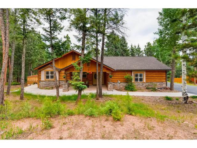 1300 W Midland Avenue, Woodland Park, CO 80863 (MLS #2521800) :: 8z Real Estate