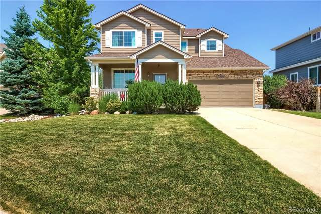 11931 S Copper Creek Circle, Parker, CO 80134 (#2521948) :: The Griffith Home Team