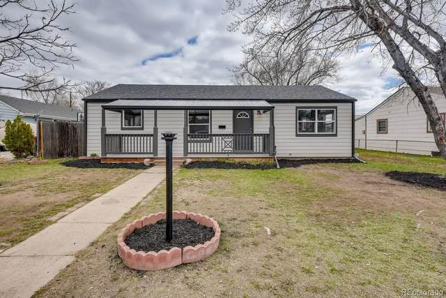1360 S Osceola Street, Denver, CO 80219 (MLS #2523521) :: 8z Real Estate