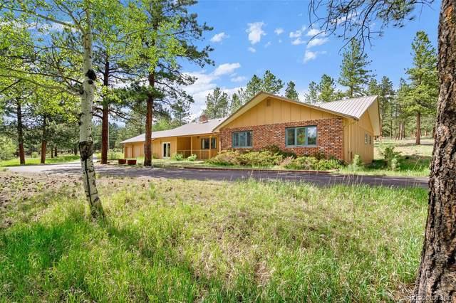 434 Hangmans Road, Bailey, CO 80421 (#2523960) :: iHomes Colorado