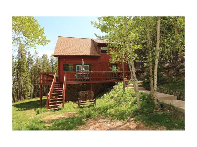 470 Apache Road, Evergreen, CO 80439 (MLS #2523964) :: 8z Real Estate