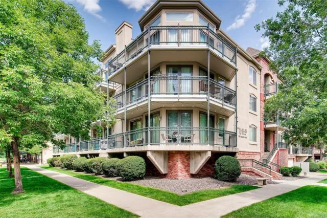 1705 Gaylord Street #307, Denver, CO 80206 (#2524194) :: Colorado Home Finder Realty