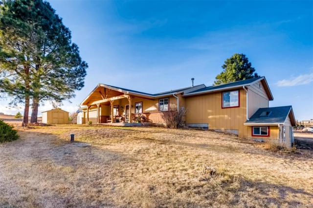 2049 Arabian Trail, Elizabeth, CO 80107 (#2524409) :: Bring Home Denver