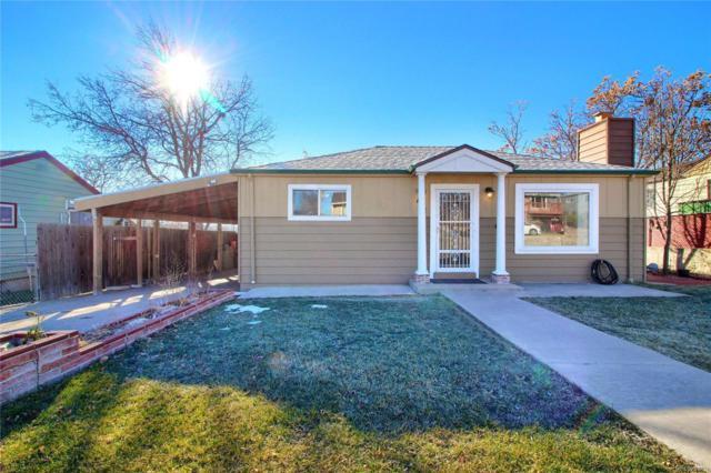 162 S Yates Way, Denver, CO 80219 (#2524477) :: HomePopper